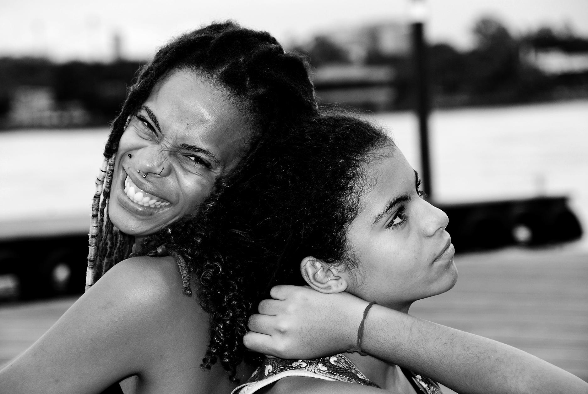 Priscila et Camila, Portrait d'amour intimee