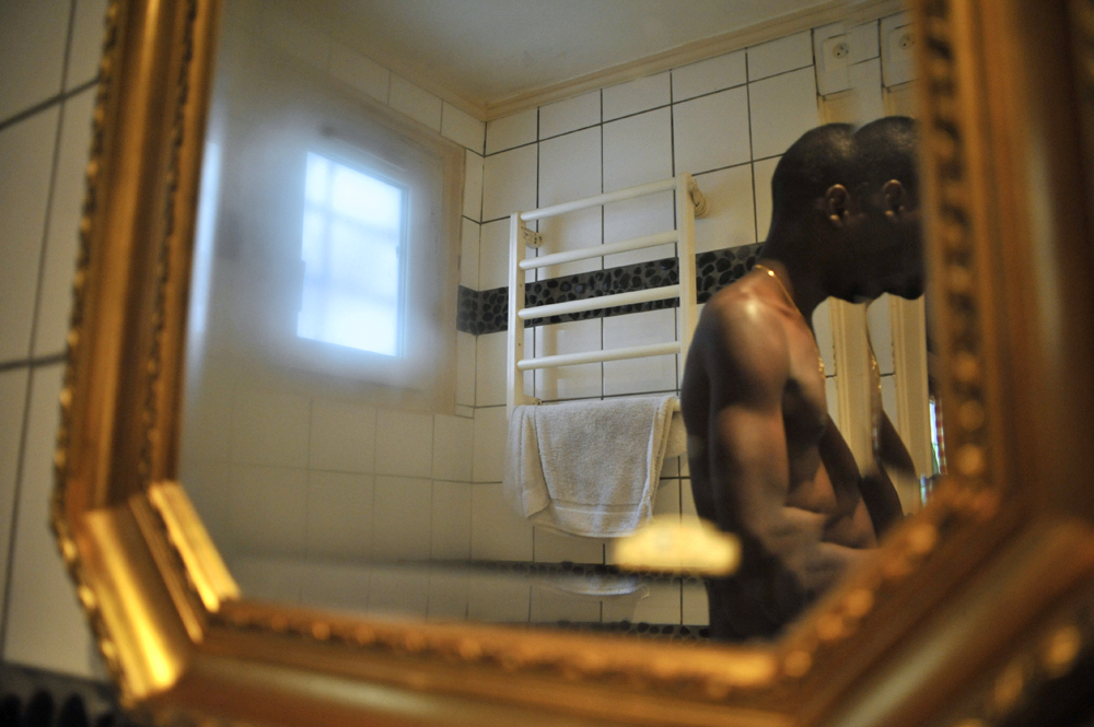 Depuis Paris, Portrait d'un jeune photographe Congolais